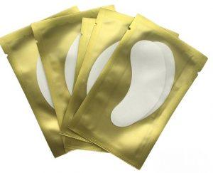 Гелевые патчи желтая упаковка