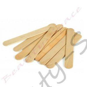 Деревянный шпатель